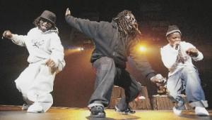Rap-concert