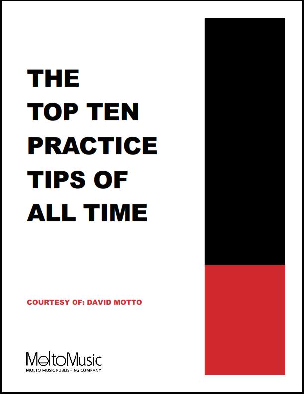TopTen Practice Tips