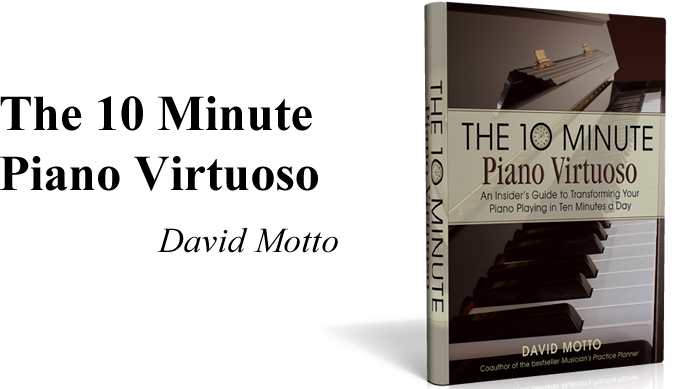 The 10 Minute Piano Virtuoso