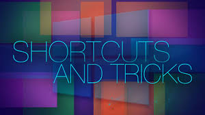 shortcuts-tricks